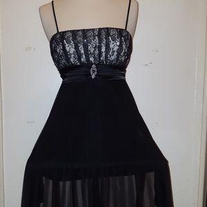 Gorgeous Black Occasion Dress
